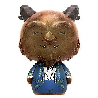 Beauty and the Beast (2017) Beast Flocked US Exclusive Dorbz