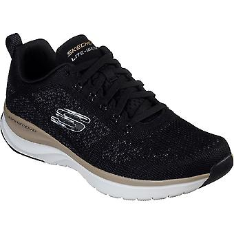 Skechers Mens Ultra Groove Royal Dragon Sports Trainers