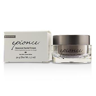 Renewal Facial Cream - For Dry/ Sensitive to Normal Skin 50g/1.7oz