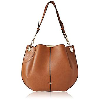 Dune Derly - Brown Women's Tote Bags (Tan-Synthetic) 39x30x17 cm (W x H L)