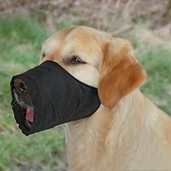 Trixie Muzzle For Dogs, Nylon, Black, Xs-S