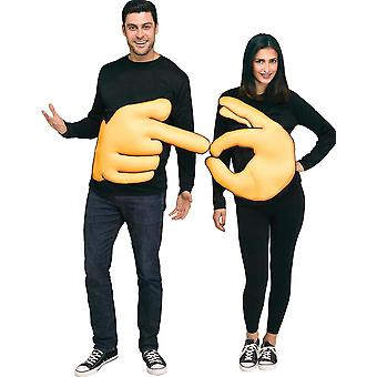 Ok Pointer Couple Costumes