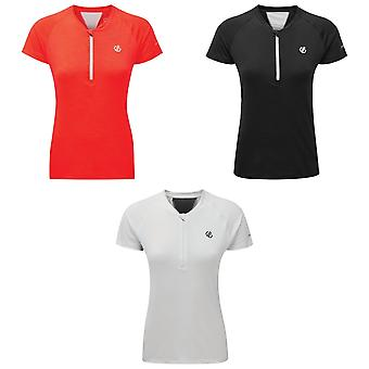 Dare 2B Womens/Ladies Outdare Half Zip Cycling Jersey
