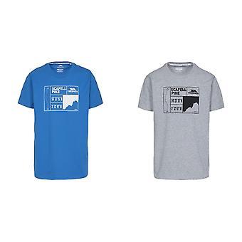 Tunkeutuminen miesten Scafel t-paita