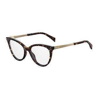 Moschino MOS503 086 Dark Havana Glasses