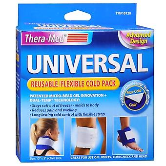 Thera-med cold pack force maximale universelle réutilisable cold pack, 1 ea