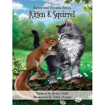 Kitten  Squirrel by Gittle & Aviva