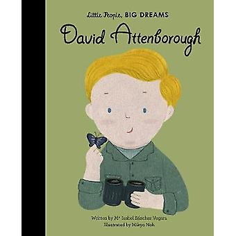 David Attenborough by Maria Isabel Sanchez Vegara - 9780711245631 Book