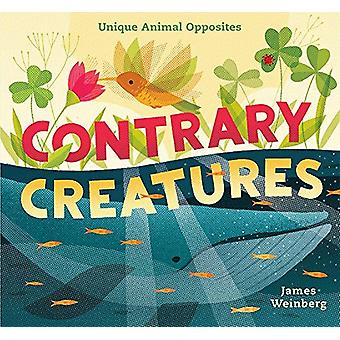 Contrary Creatures - Unique Animal Opposites by James Weinberg - 97816