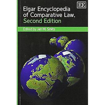 Elgar Encyclopedia of Comparative Law (2e édition) de J. M. Smits -
