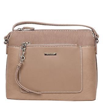 David Jones Acorn Womens Messenger Handbag