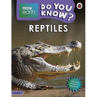 Do You Know Level 3  BBC Earth Reptile
