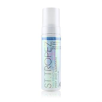 Prep & maintain tan remover mousse remove mistakes, erase & prime (suitable for sensitive skin) 244653 200ml/6.7oz