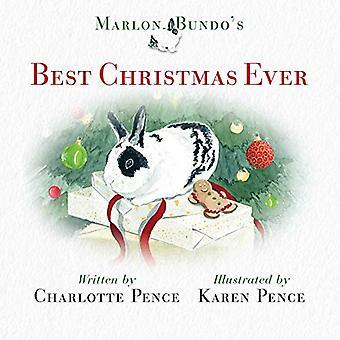 Marlon Bundo's Best Christmas Ever by Charlotte Pence - 9781621578703