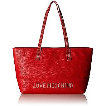 אהבה שקית מושלס חיטה Pu-שקיות נשים אדומות 10x28x46 ס מ (ב x H T)