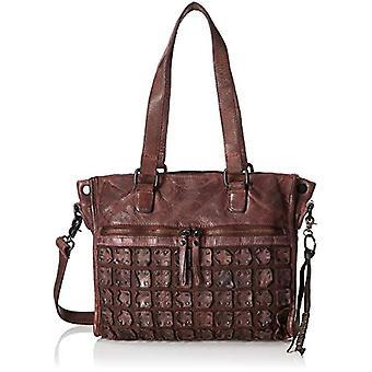 Legend SIROLI Brown Women's shoulder bag (Brown (tan 0044)) 7x26x31 cm (B x H x T)