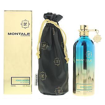 Montale Aoud Lagoon Eau de Parfum 100ml Spray For Her
