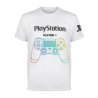 Playstation Game Over Girls T-Shirt | Official Merchandise