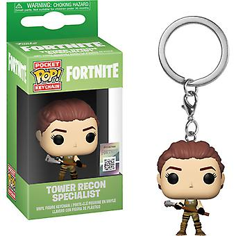 Fortnite S1a -Tower Recon Specialist USA import