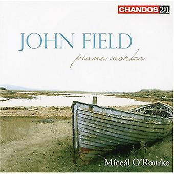 J. veld - John Field: Piano Works [CD] USA import