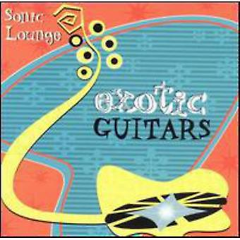 Exotic Guitars - Sonic Lounge [CD] USA import
