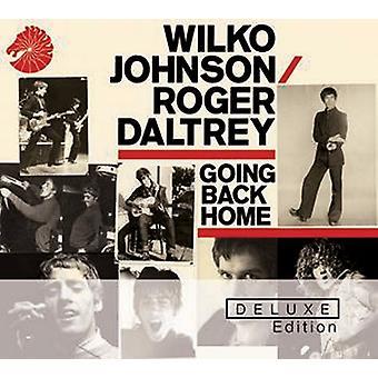 Wilko Johnson & Roger Daltrey - Going Back Home: Deluxe Edition [CD] USA import