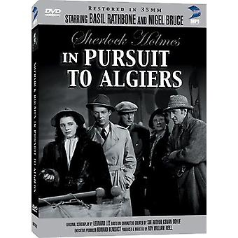 Sherlock Holmes - Sherlock Holmes: Pursuit to Algiers [DVD] USA import