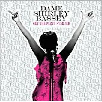 Shirley Bassey - Get the Party Started [CD] USA import