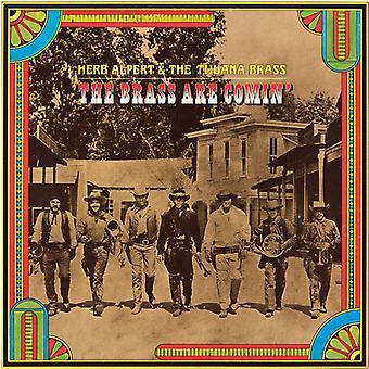 Herb Alpert & Tijuana Brass - Brass Are Comin' [CD] USA import