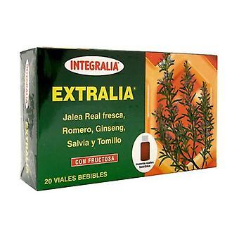Extralia 20 vials