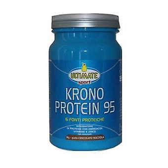 Krono Protein 95 Hazelnut 1 kg of powder