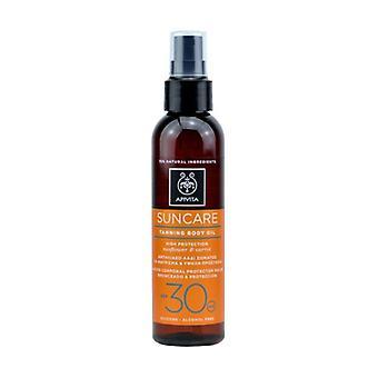 Body Solar Oil SPF30 150 ml of oil