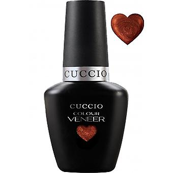 Cuccio Soak Off LED/UV Color Gel Polish - Higher Grounds 13ML (6113-LED)