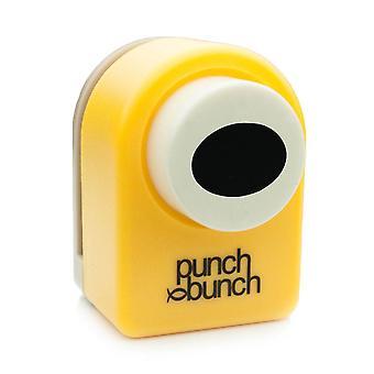Punch Bunch Medium Punch - Oval 20mm, 3/4 inch
