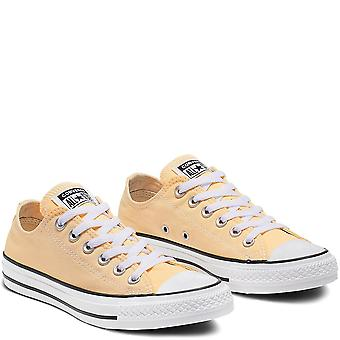 Converse Ctas Ox 164295C Pale Vanilla Women'S Shoes Boots