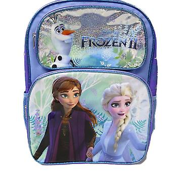 Backpack - Disney - Frozen 2 - Magical Nature Purple 16