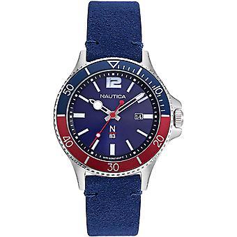 NAPABF917, Nautica Accra Beach Relojes para Hombres -Azul