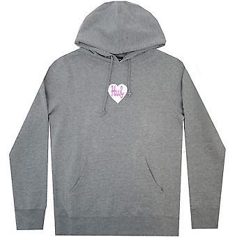 HUF Worldwide Sweatshirt/Hoodies Plastic Heart P/O Hoodie