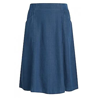 Seasalt Castle Garden Skirt (harbour)