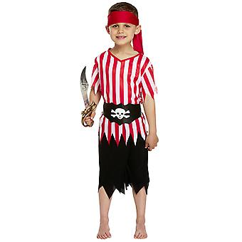 Pirate, Mascarade - Halloween - 7-9 ans