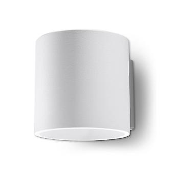 Wall Lamppu Orbis 1 Valkoinen