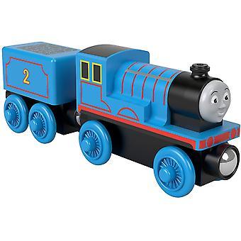 Thomas & Friends Grand moteur en bois - Edward