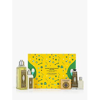 L'Occitane Refreshing Verbena Collection