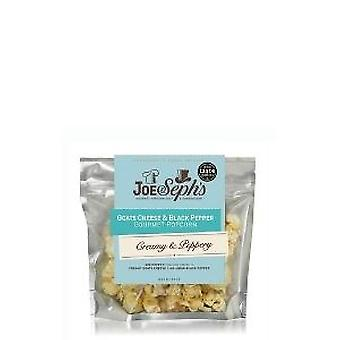 Goats Cheese & Black Pepper Popcorn