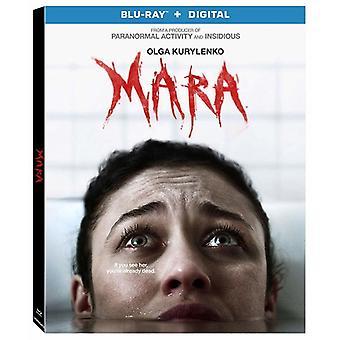 Mara [Blu-ray] Importación de EE.UU.
