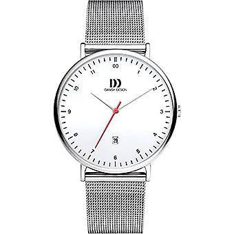 Danish Design Analog Quartz Watch Unisex with Stainless Steel Strap No.: IQ62Q1188