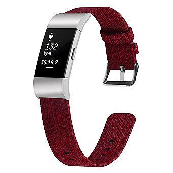 سوار قابل لللتبديل لـ Fitbit Charge 2