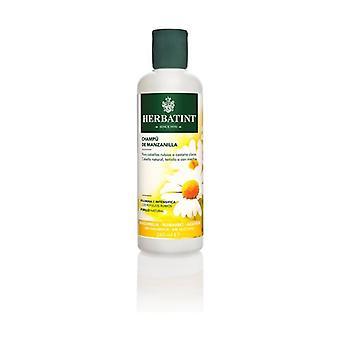 Shampoo de camomila 260 ml
