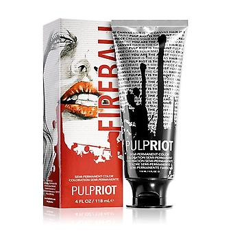 Pulp Riot Semi-permanent Cruelty-free & Vegan Hair Dye - Fireball 118ml