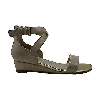 Kenneth Cole Reaction Womens mode cross Open Toe Casual Ankle Strap Sandals